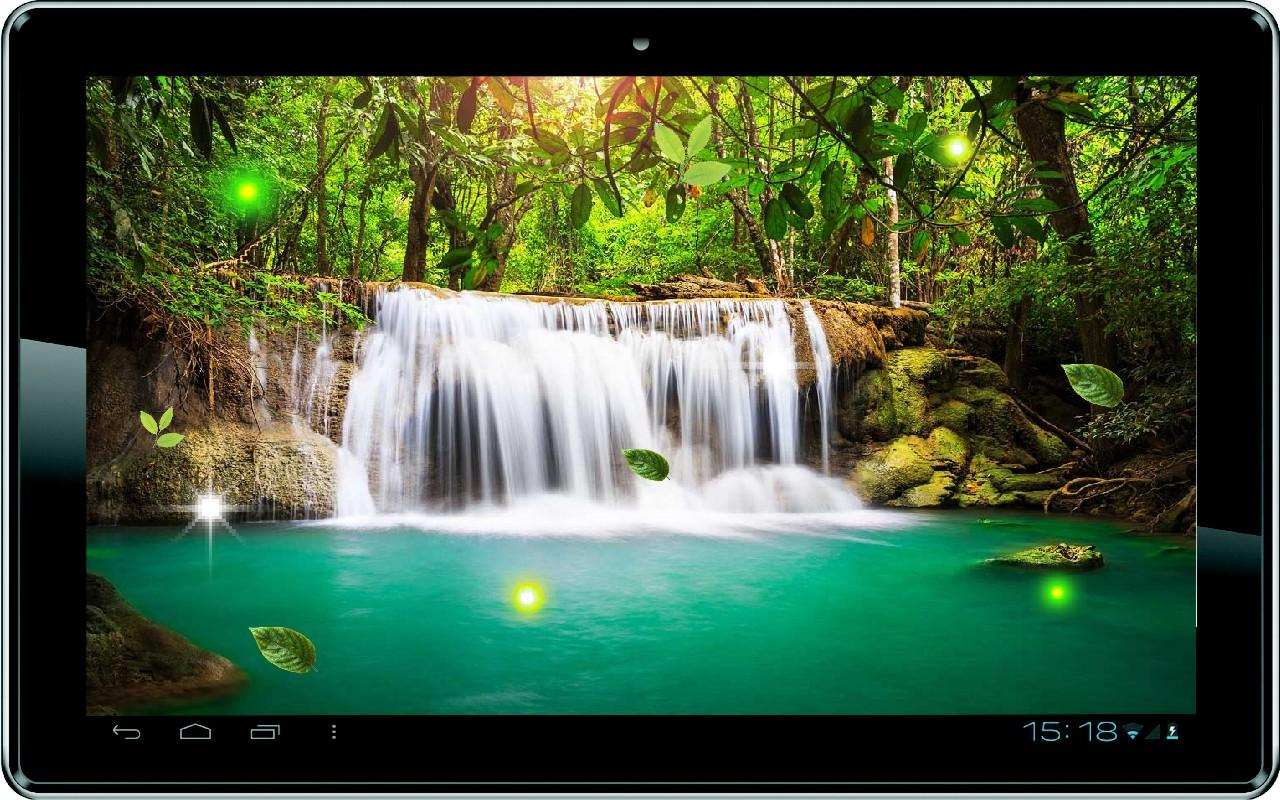 Waterfall live wallpaper   Android Apps on Google Play 1280x800