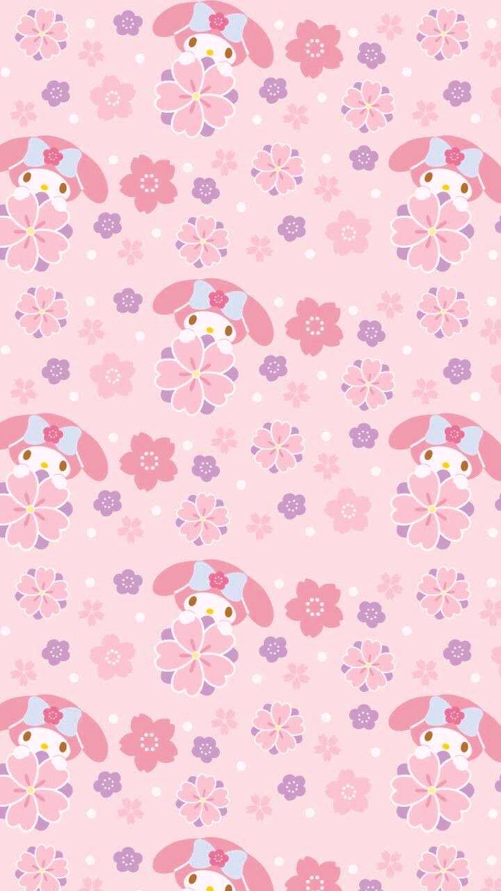 Pin by Kristie Rene on My Melody Wallpapers My melody wallpaper 720x1280