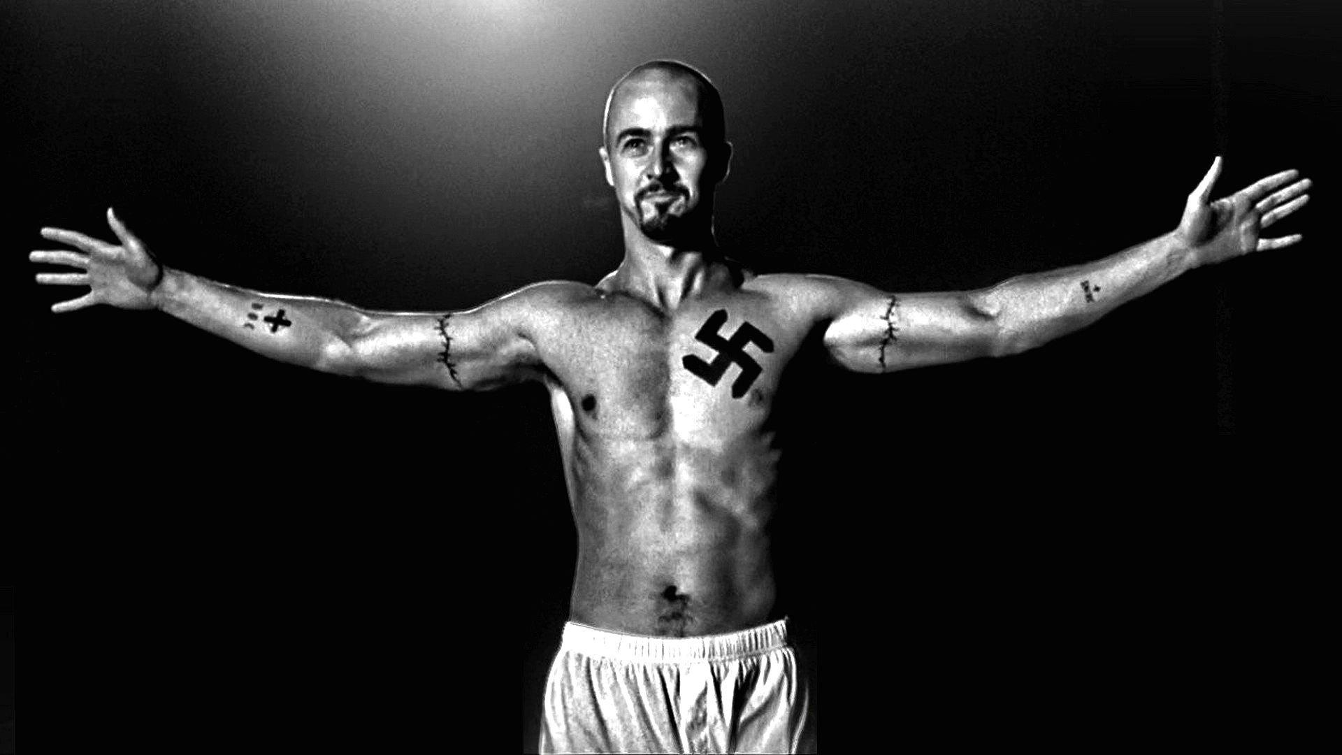 HISTORY X crime drama neo nazi nazi american history anarchy wallpaper 1920x1080