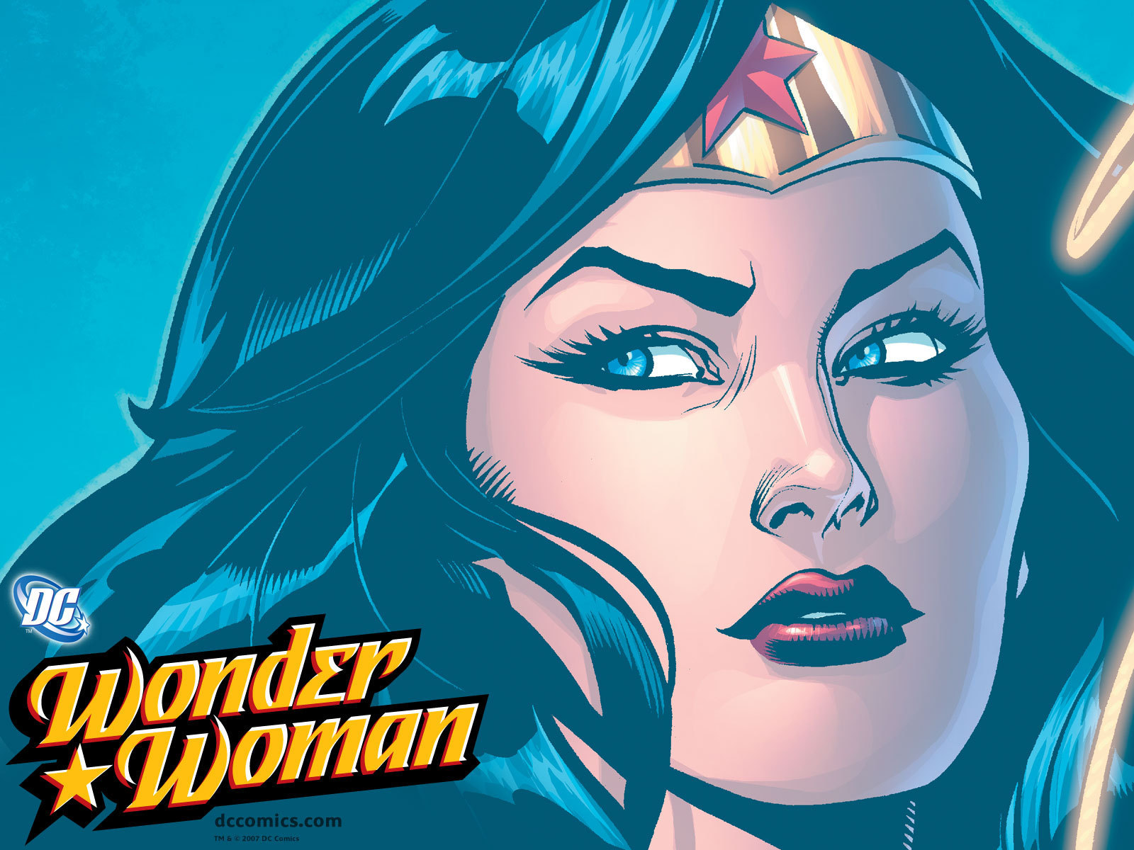 Wonder Woman wallpaper DC Comics wallpapers 1600x1200