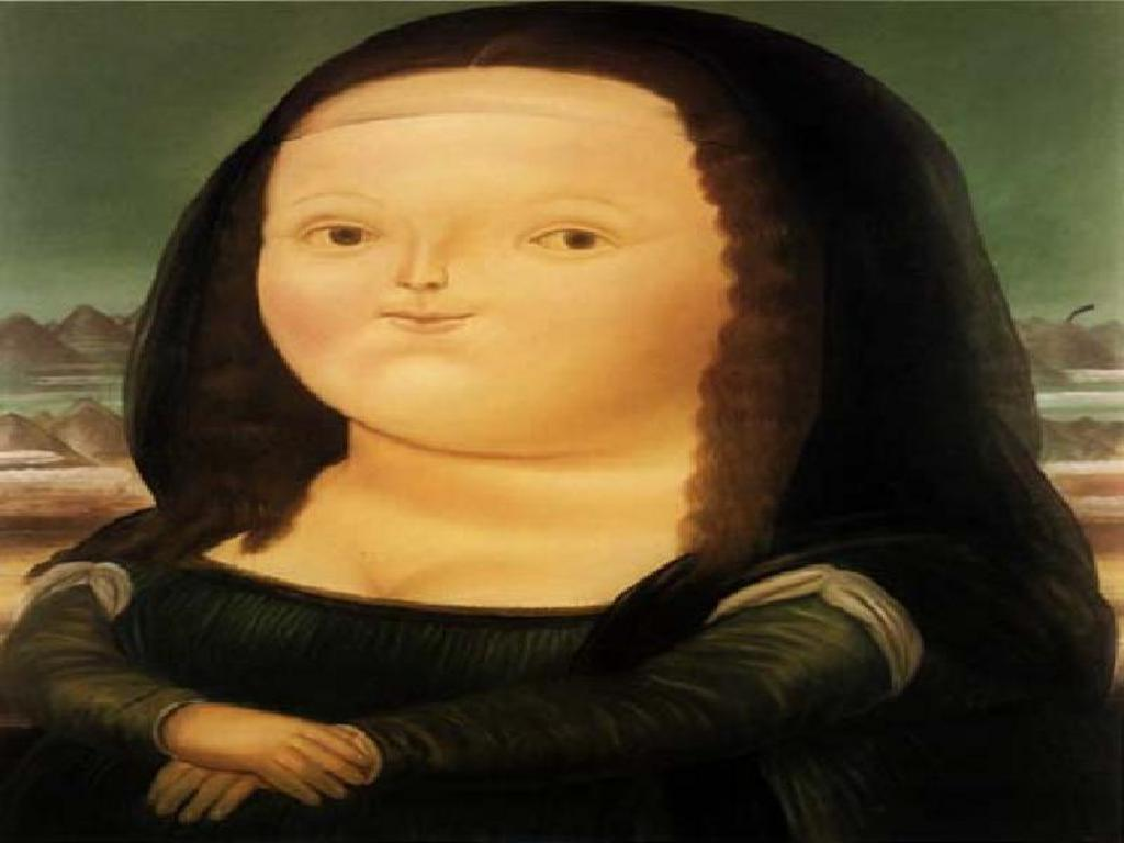 Wallpapers Photo Art Mona Lisa Wallpaper Art Wallpapers 1024x768