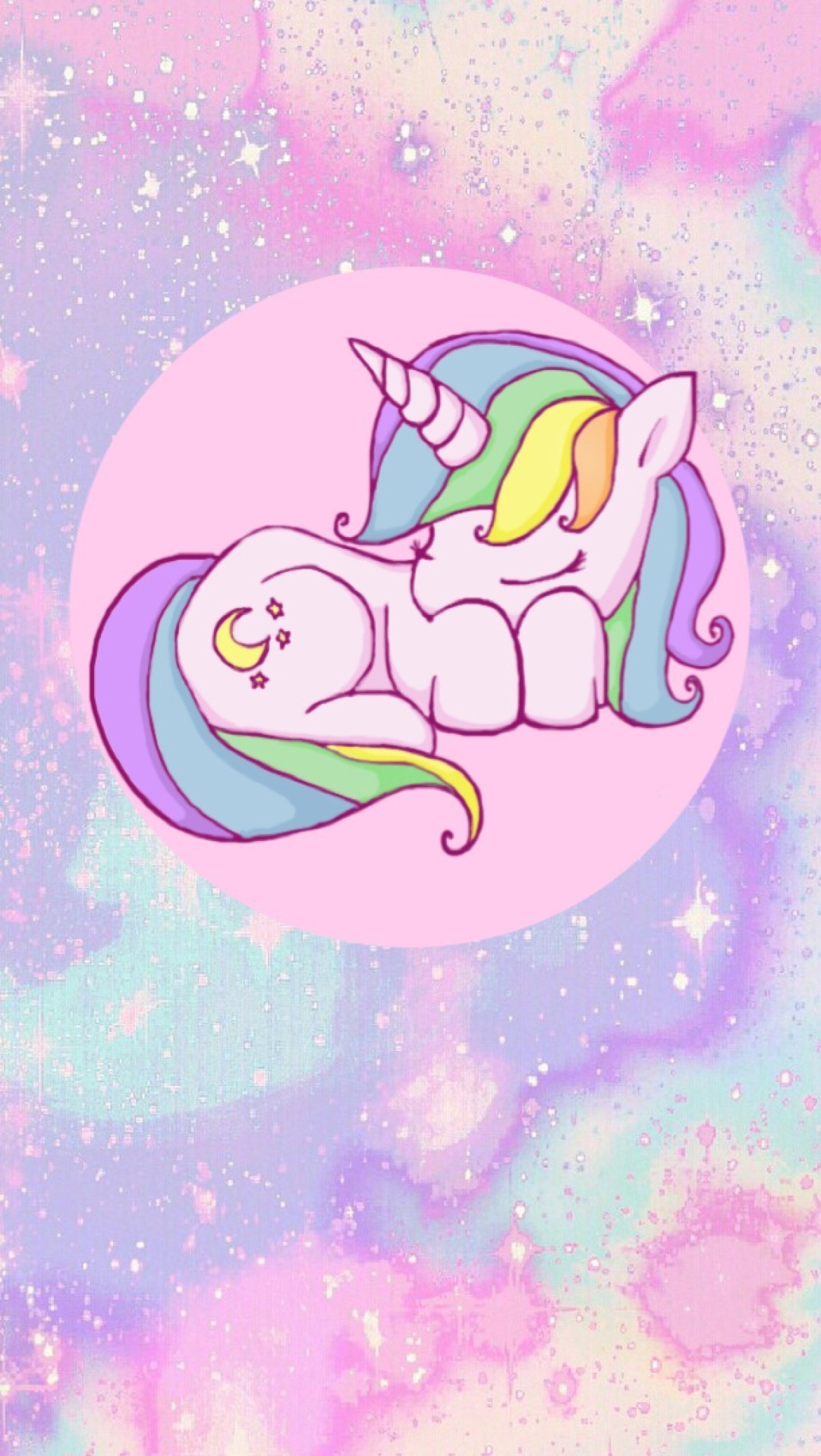 16 Cute Unicorn Wallpapers On Wallpapersafari