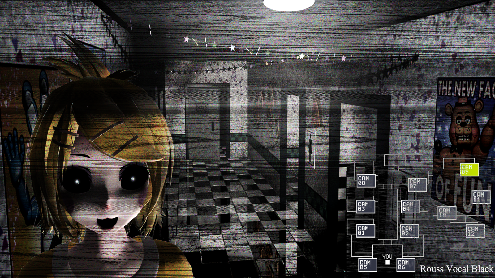 Toy Chica wallpaper 1929x1080 by VocalRoussBlack 1600x900