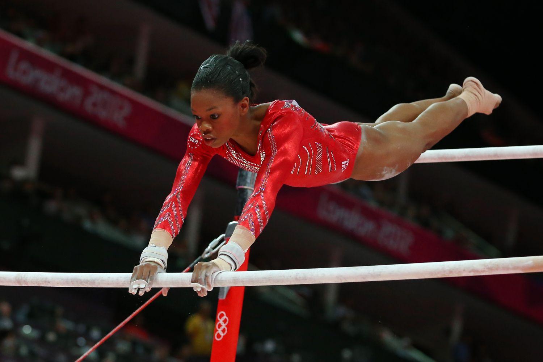 Olympics 2012 Uneven Bars All Rounds Team Gymnastics Finals Review 1500x1000