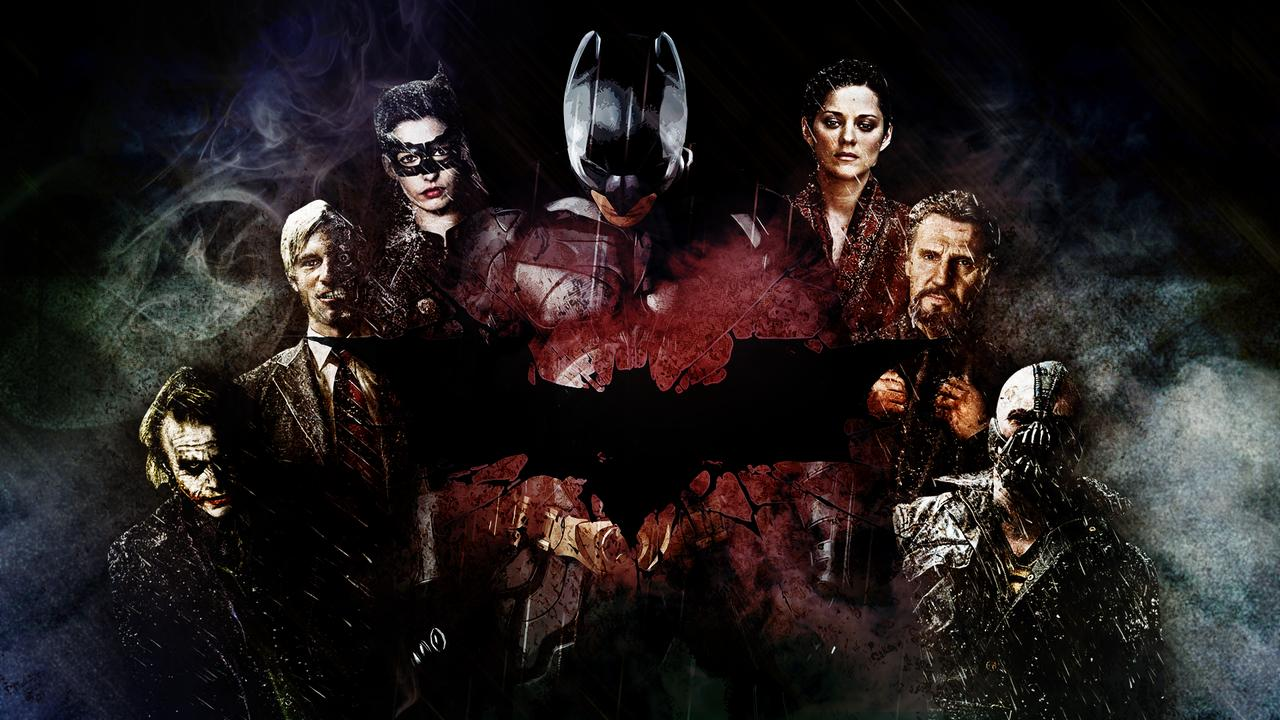 Batman Scarecrow Wallpapers 1280x720