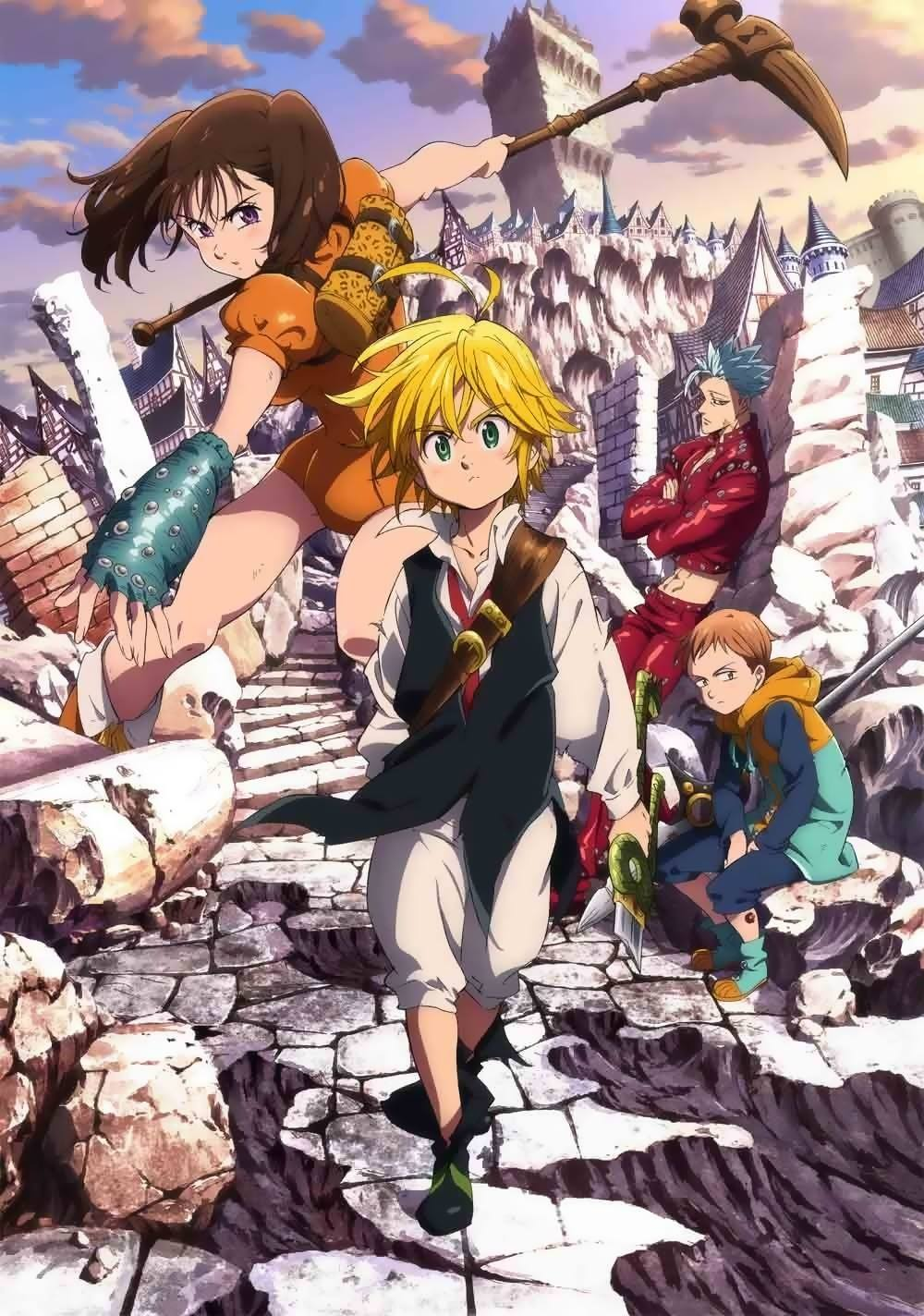 Free Download Nanatsu No Taizai Nanatsu No Taizai Wallpaper