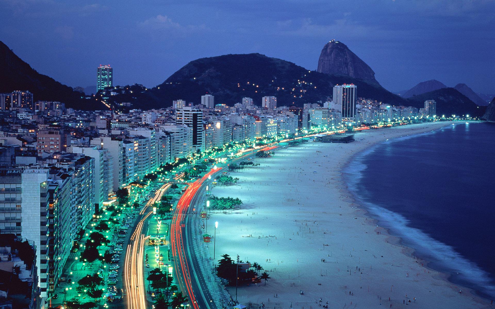 Rio de Janeiro desktop wallpaper Brazil wallpapers 1920x1200
