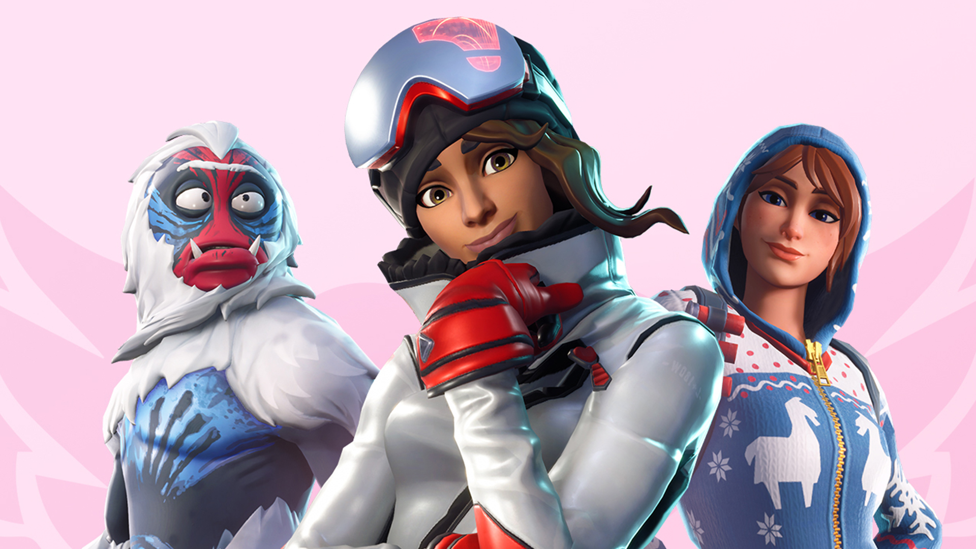 Fortnite invites you to Share the Love with new challenges and a 1920x1080