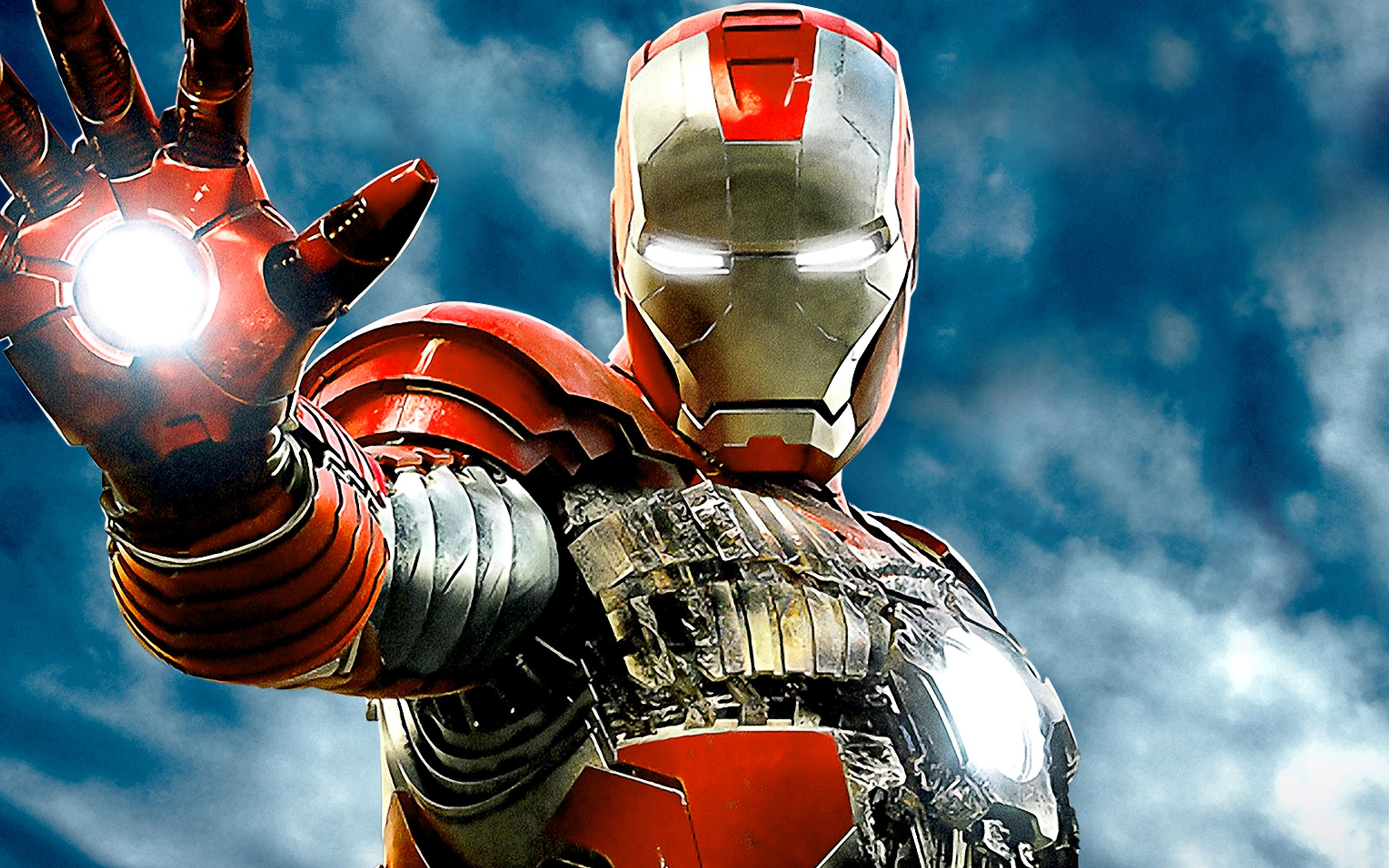 Iron Man 2 IMAX Poster Wallpapers HD Wallpapers 2880x1800