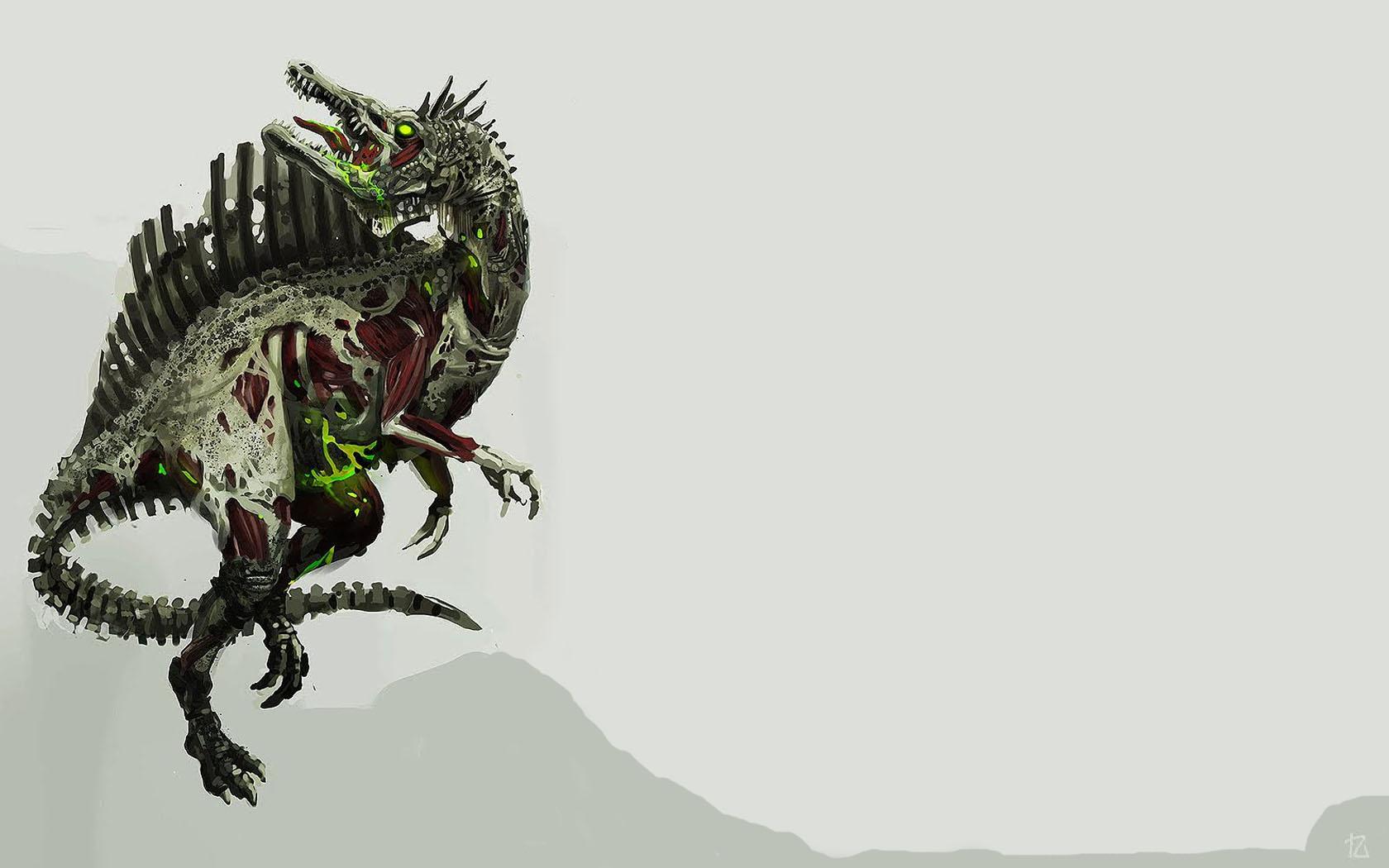 Dinosaur Wallpapers 1680x1050