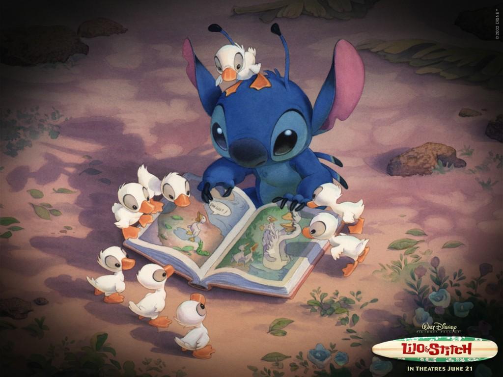 Lilo Stitch   Disney Wallpaper 67479 1024x768