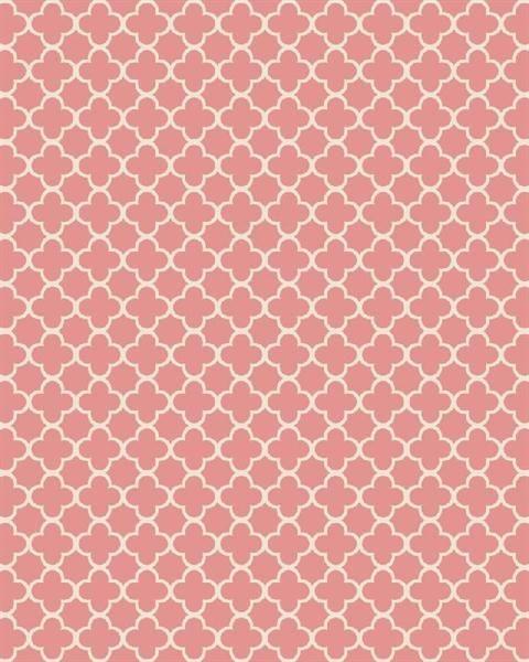 Classics Pink Framework Trellis Wallpaper TotalWallcoveringCom 480x600