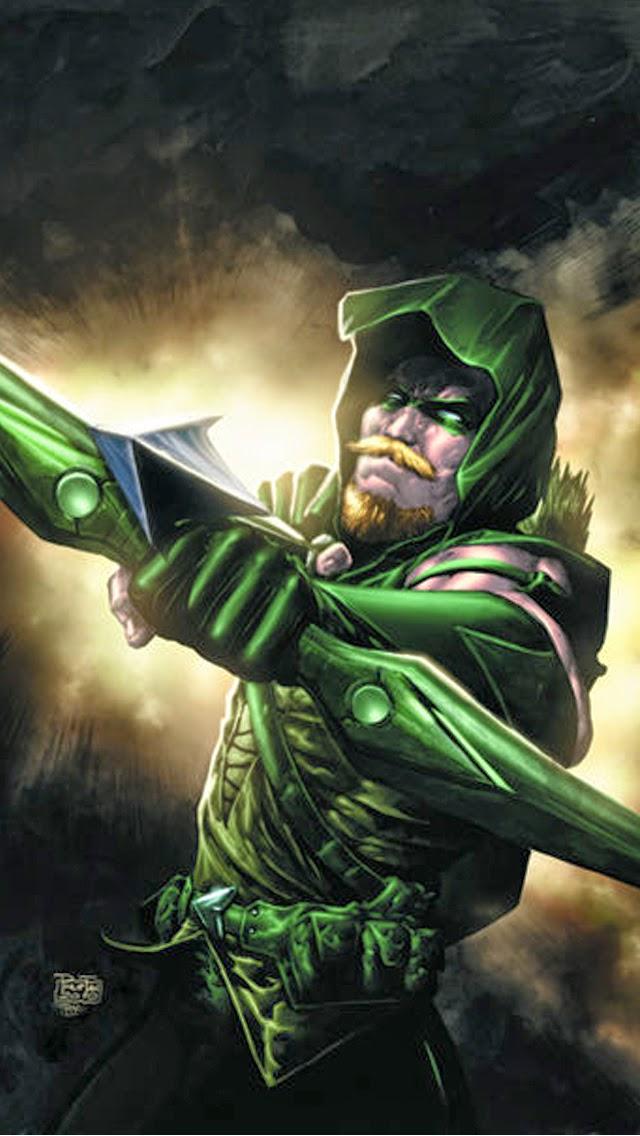 Green Arrow New 52 Wallpaper Green Arrow Wallpaper ...