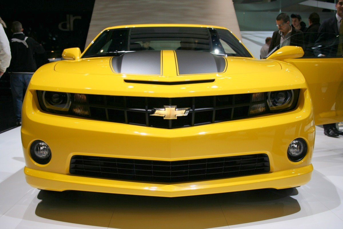 2016 Chevrolet Camaro 1080p Wallpapers 1200x800