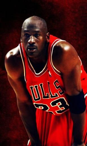 View bigger   Michael Jordan Live Wallpapers for Android screenshot 307x512