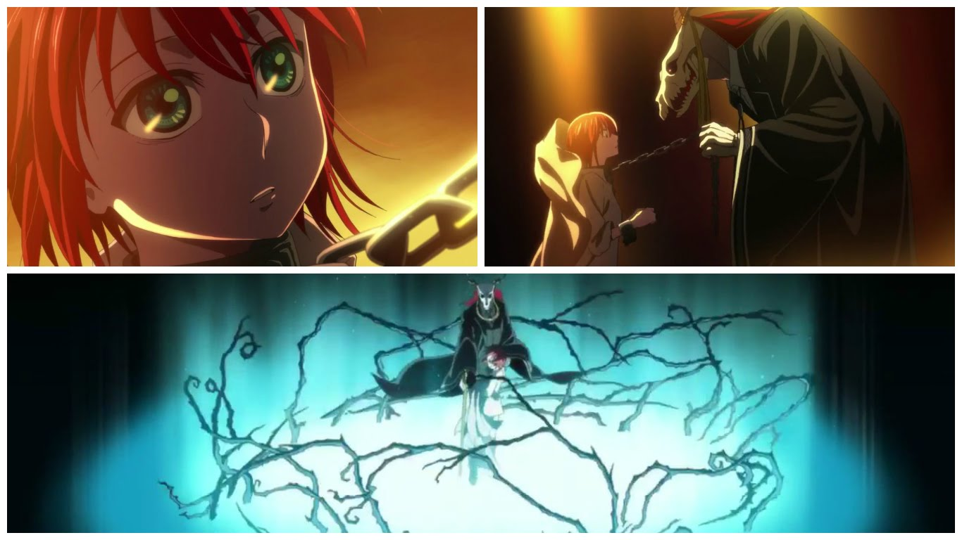 The Ancient Magus Bride wallpapers Anime HQ The Ancient 1366x768