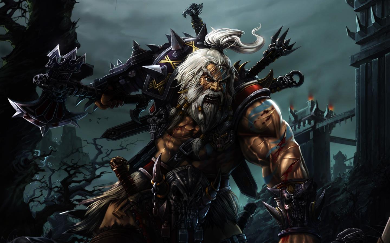 Diablo III 1440x900 1440x900