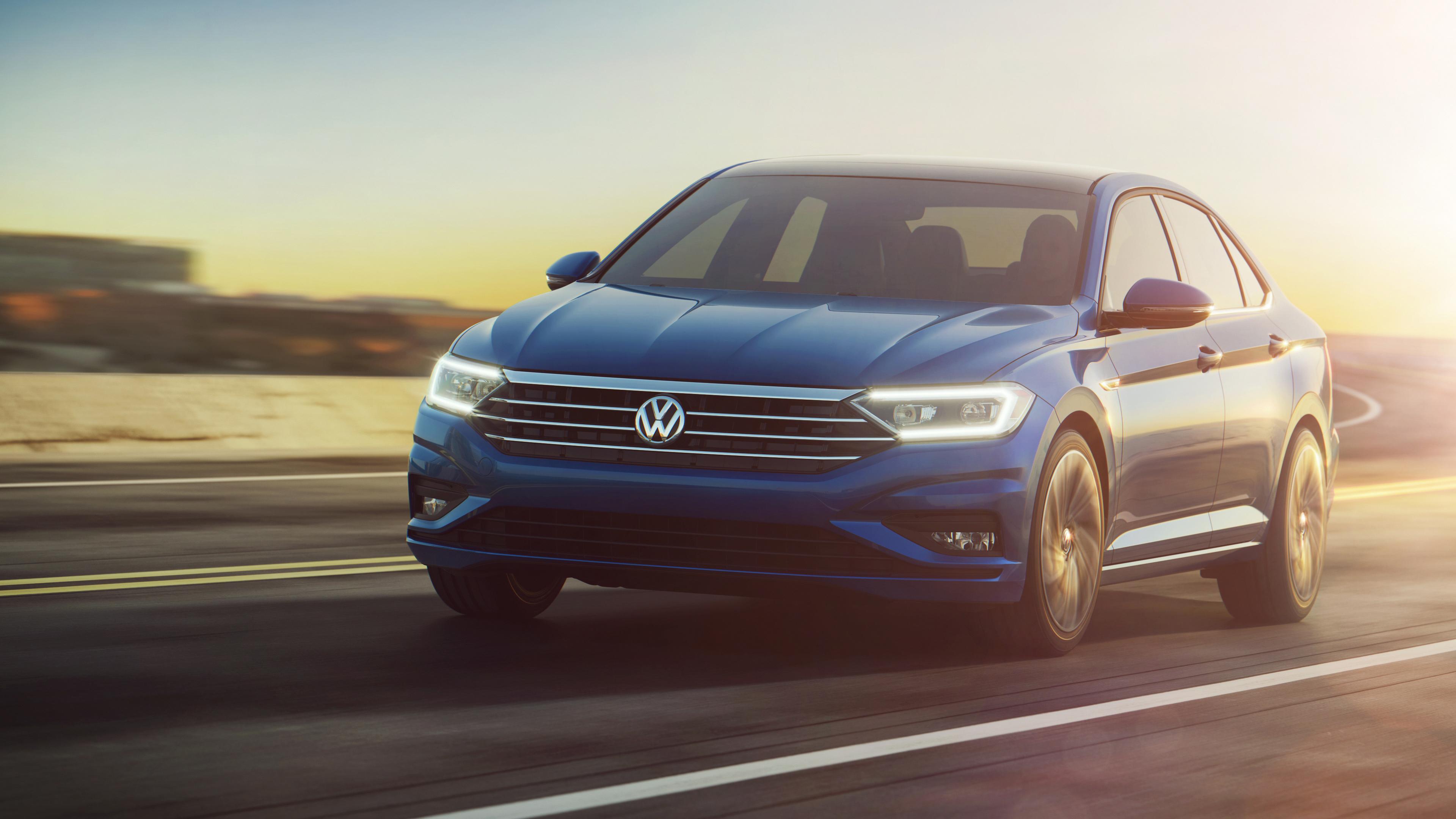 2019 Volkswagen Jetta 4K Wallpaper HD Car Wallpapers ID 9450 3840x2160