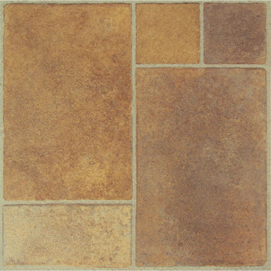 12 in Canyon Stone Peel And Stick Stone Finish Vinyl Tile at Lowescom 900x900
