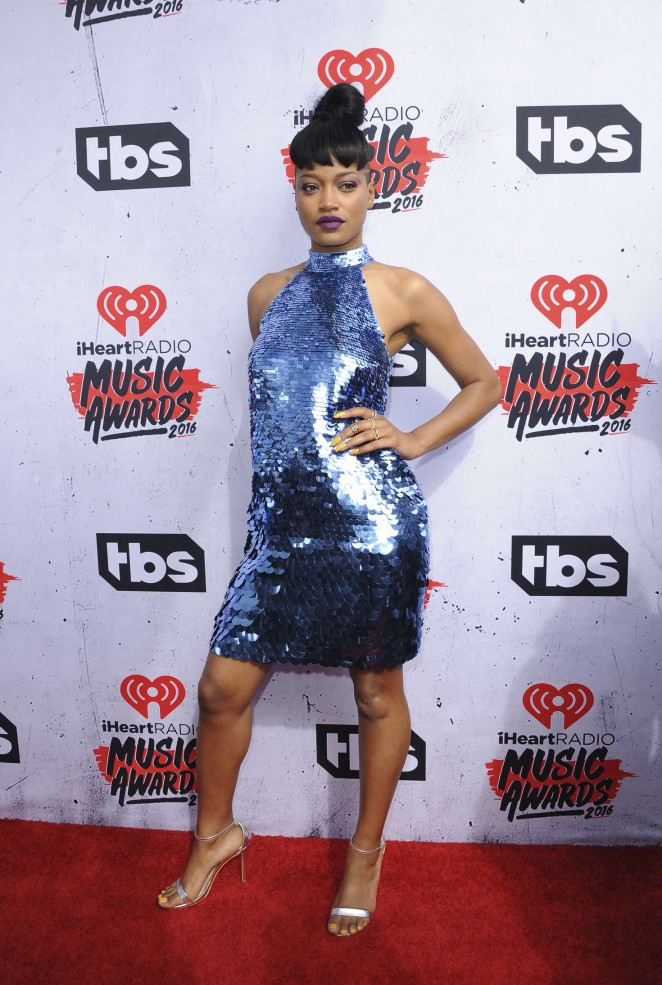 Keke Palmer iHeartRadio Music Awards 2016  05   GotCeleb 662x985