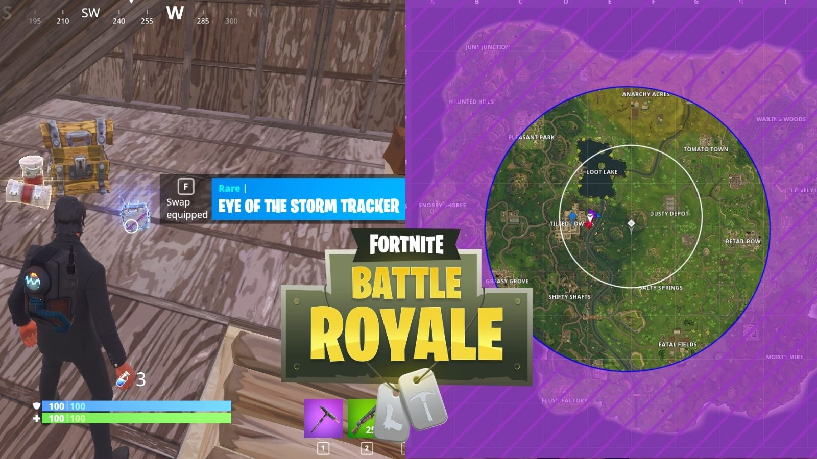 New Eye of The Storm Tracker Backpack Item Added to Fortnite 1600x900