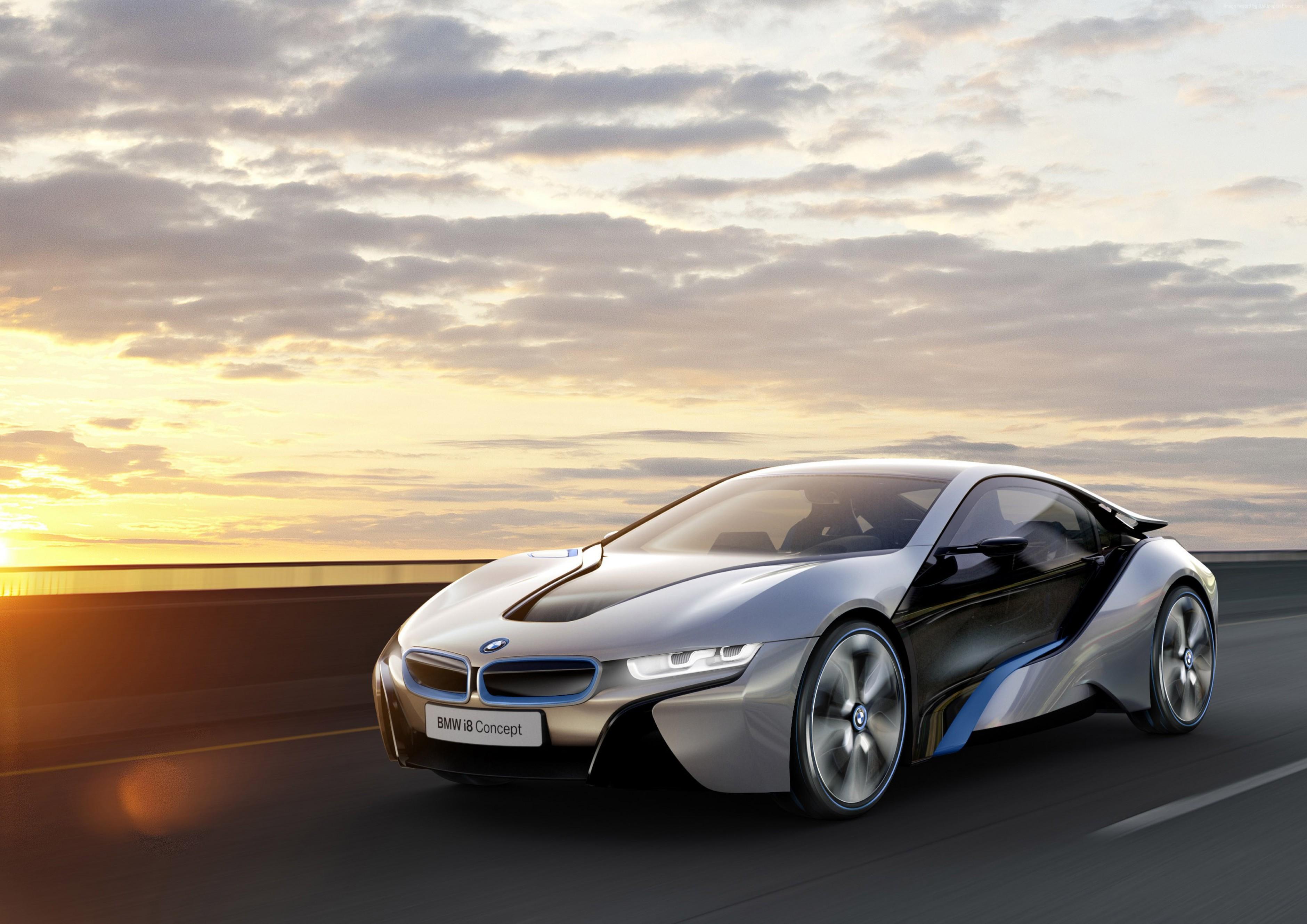 BMW sunset GT 4k carbon HD wallpaper Best Electric 3760x2659