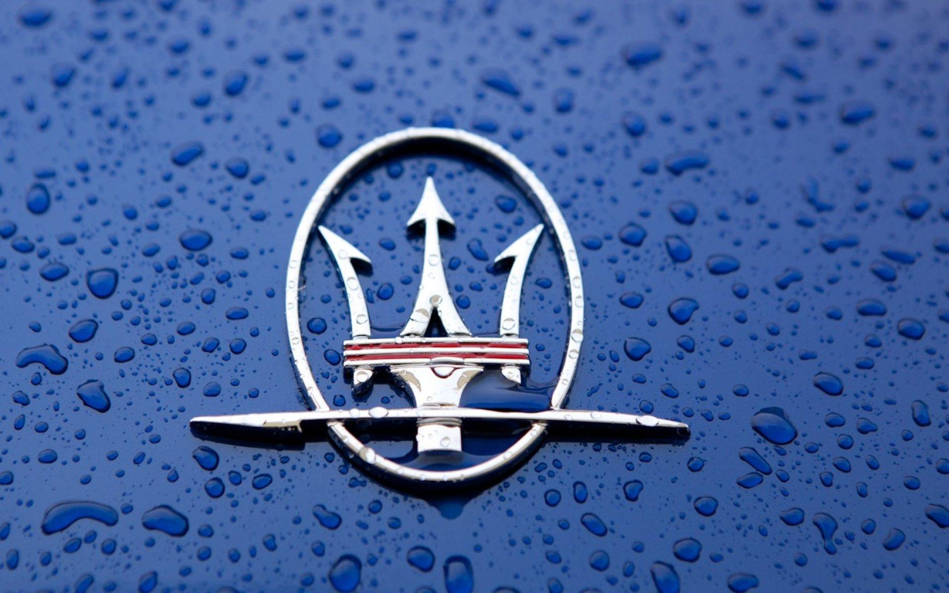 Maserati Car Logo Wallpaper Photos 59089 1920x1200px 1920x1200
