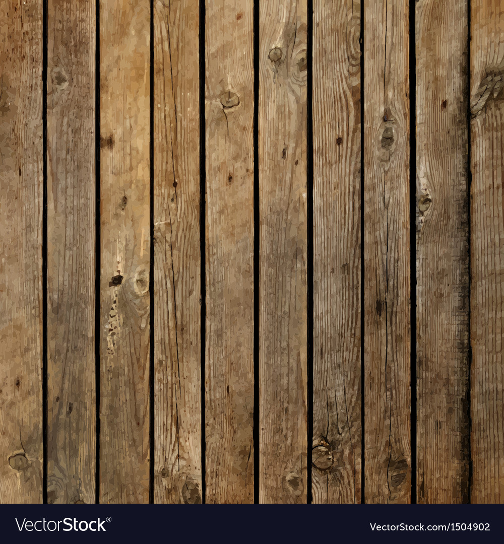 Dark wood board background Royalty Vector Image 1000x1080