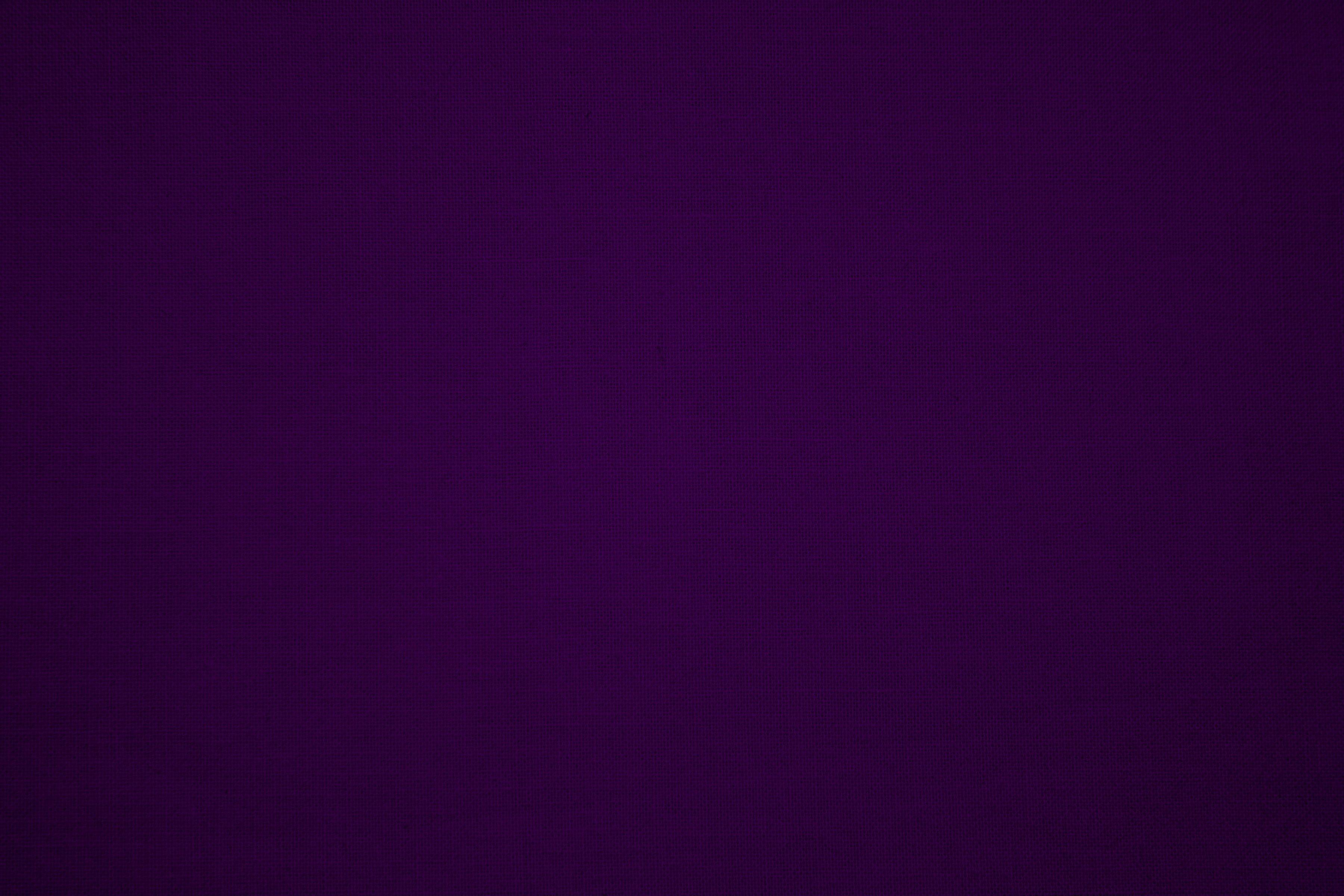 Deep Purple Canvas Fabric Texture Picture Photograph Photos 3600x2400