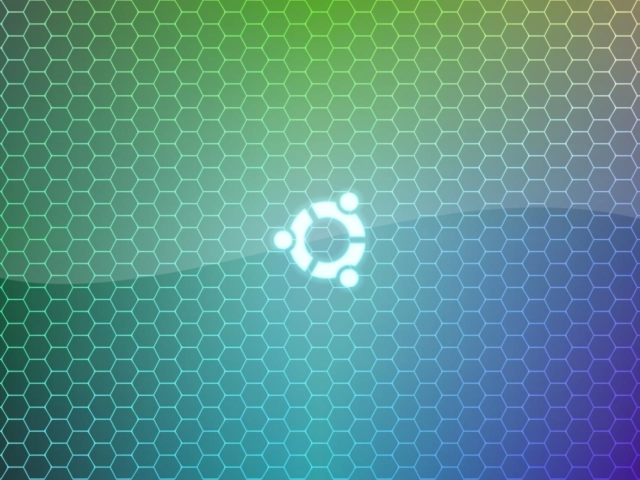 verdes fondos de escritorio Ubuntu rejilla vector fondos blancos HD 1280x960
