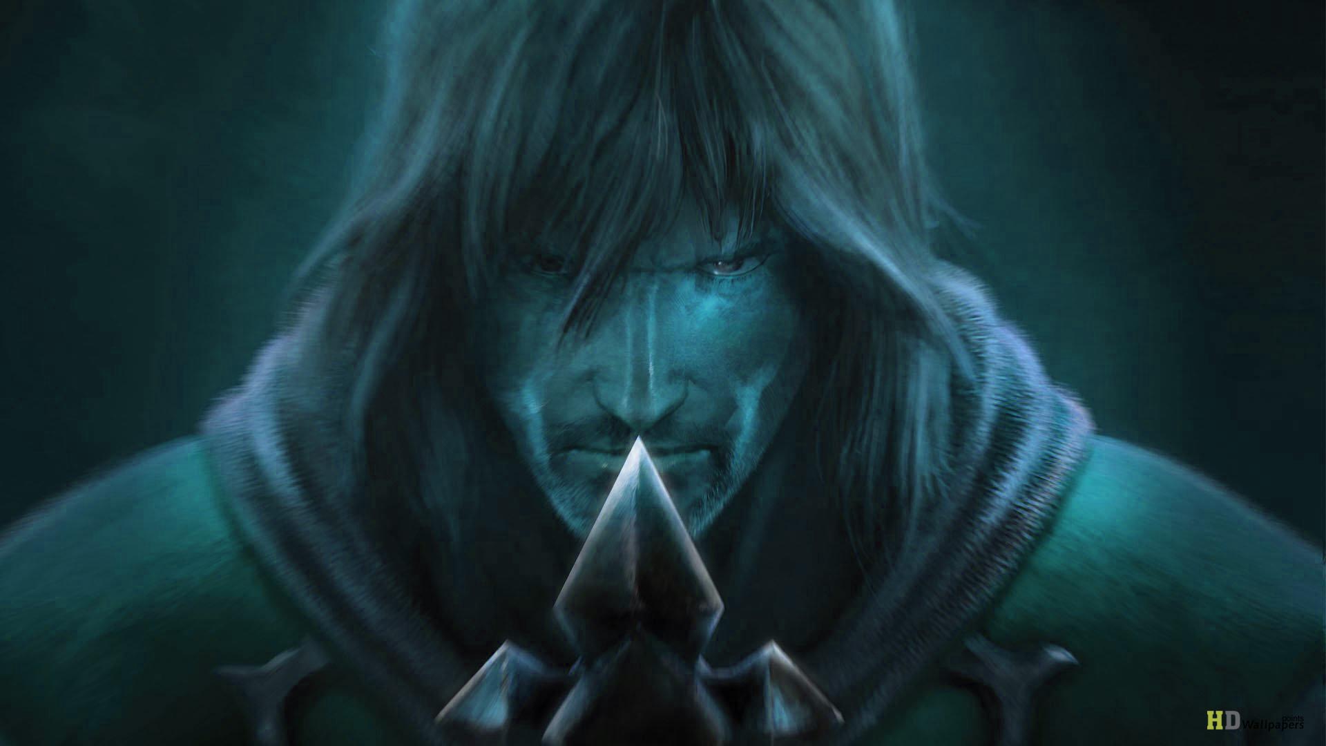 Hd wallpaper darkness - Castlevania Curse Of Darkness Hd Desktop Wallpaper Hd Wallpaper