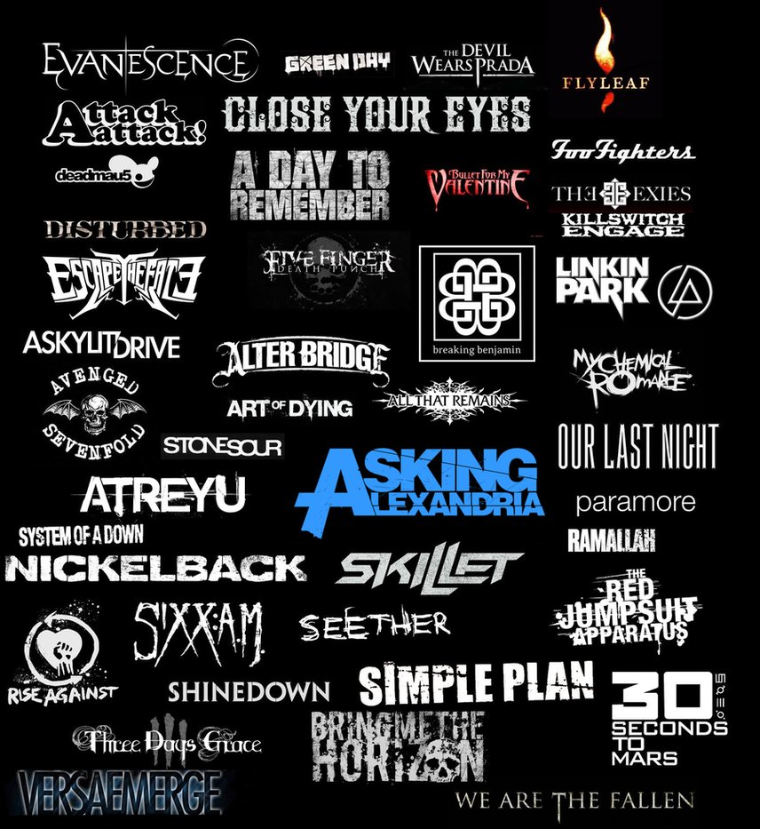 screamo bands wallpaper - photo #4
