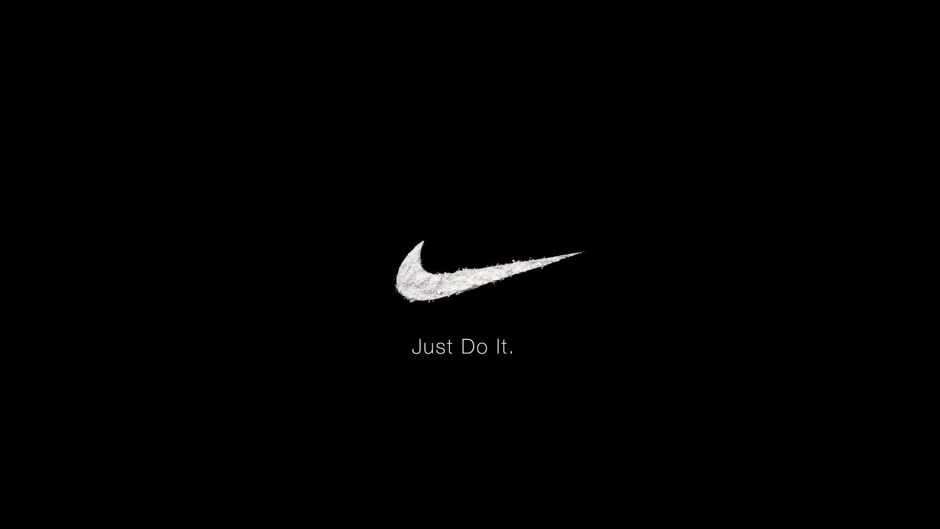 Justice Nike slogan logos Just do it wallpaper 1920x1080 216738 1920x1080