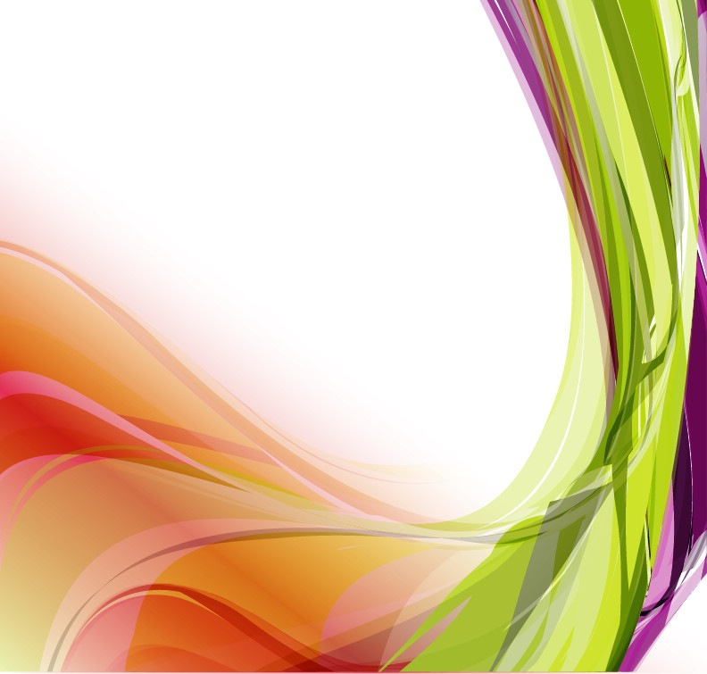 Name Abstract Colorful Wavy Vector Background 792x755