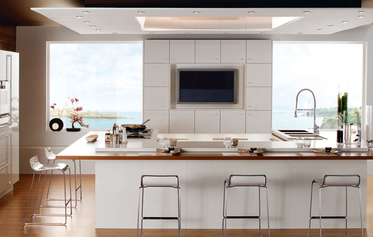 Free Download Most Beautiful Modern Kitchens Designs Wallpaper Photos Wallpapers 1219x773 For Your Desktop Mobile Tablet Explore 45 Beautiful Kitchen Wallpaper Country Kitchen Wallpaper Country Kitchen Wallpaper Designs Kitchen Wallpaper