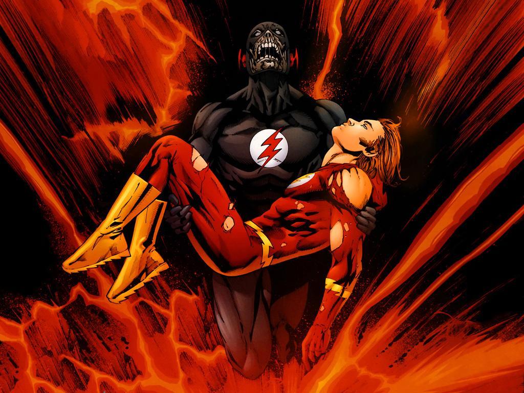 Flash Vs Reverse Flash Wallpaper: The Flash Zoom Wallpaper