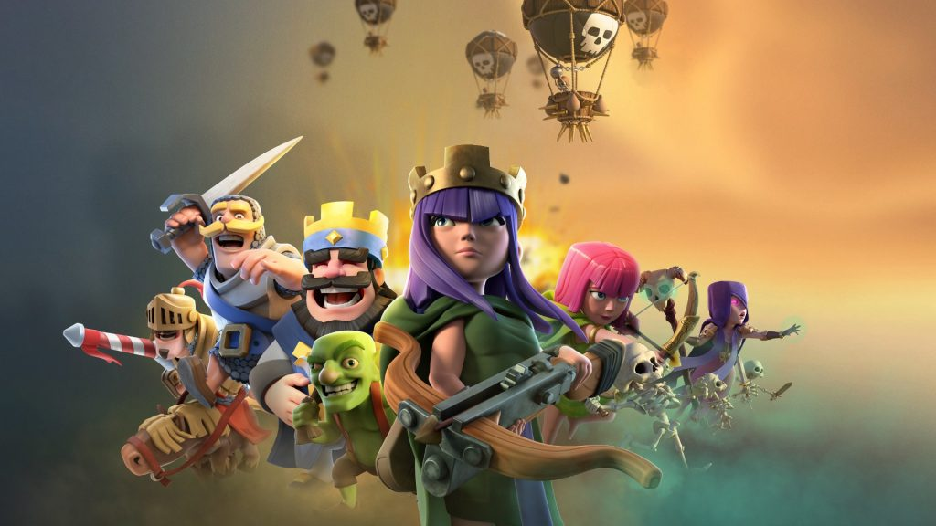 Clash Of Clans Wallpapers Pictures Images 1024x576