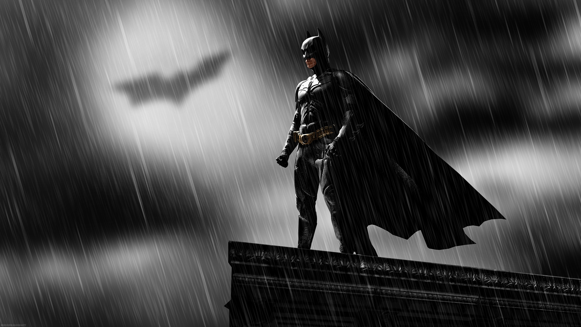 30 Batman HD Wallpapers for Desktop 1920x1080