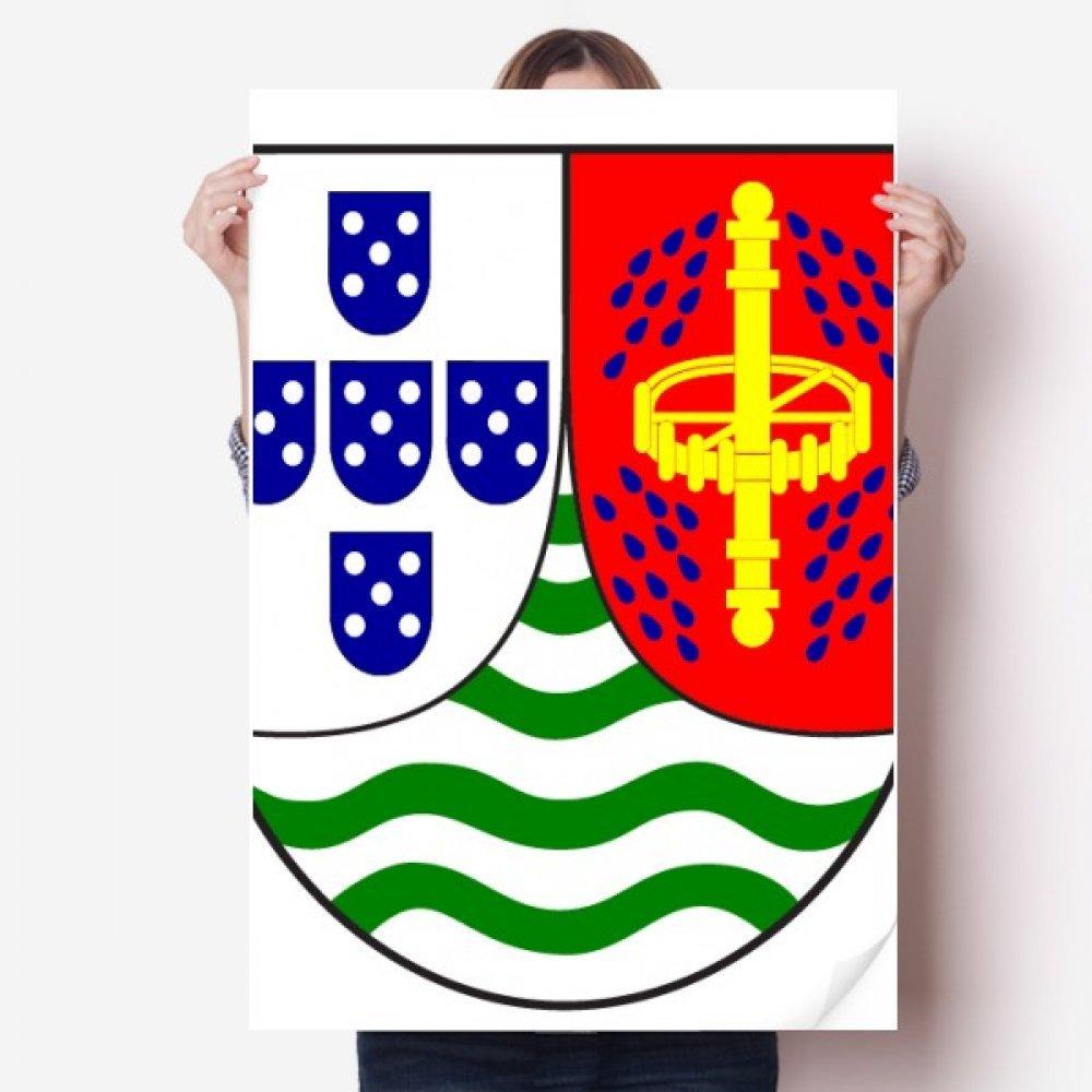 Amazoncom DIYthinker Sao Tome and Principe National Emblem Vinyl 1000x1000