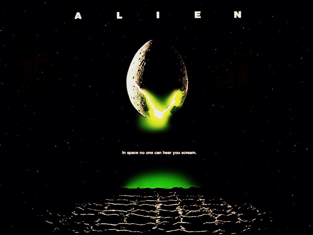 1024x768 Classic Cinema Alien desktop PC and Mac wallpaper 1024x768