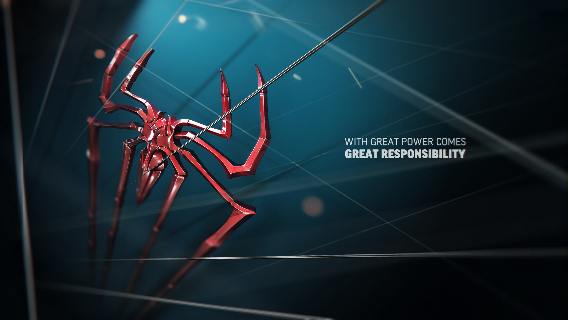 The Amazing Spider Man Logo Wallpapers 1920x1080