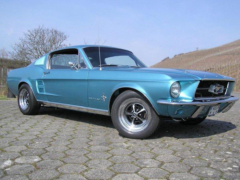 Ford Mustang 1967 Wallpaper   ForWallpapercom 808x606