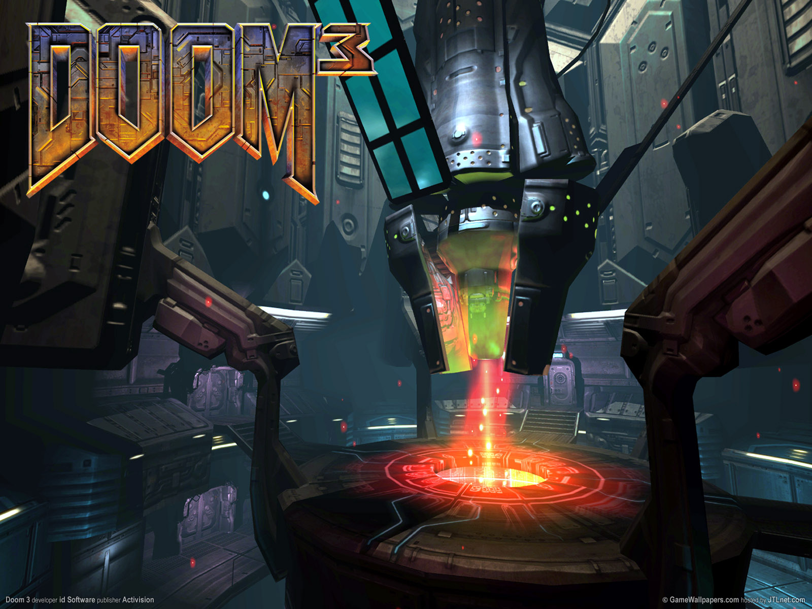 49+] Doom 3 Wallpapers on WallpaperSafari