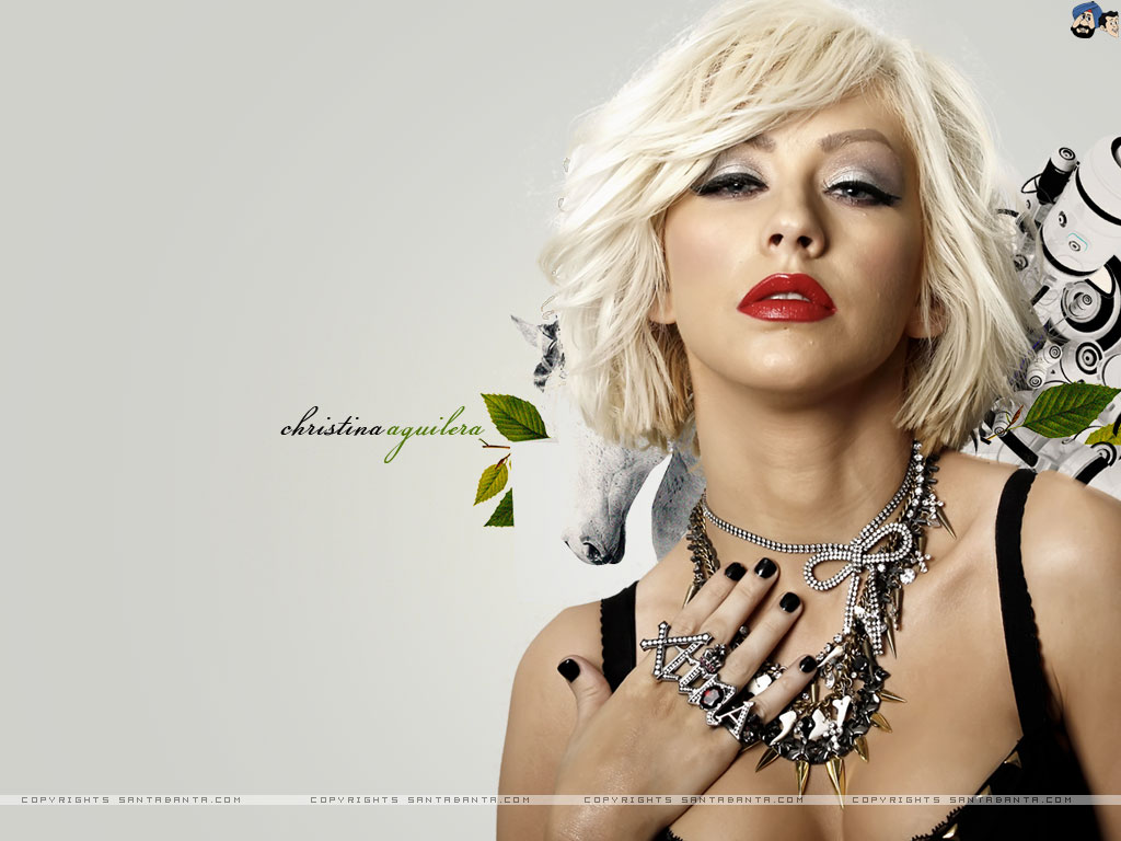 Christina Aguilera 1024x768 Wallpaper 113 1024x768