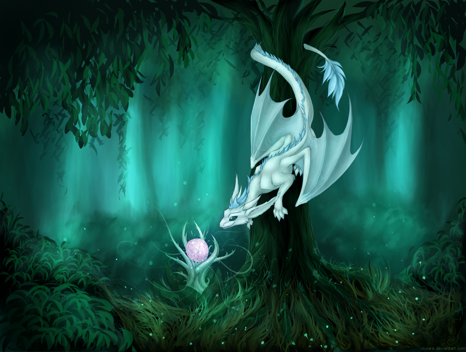 Ori and the Blind Forest by Oksara on DeviantArt