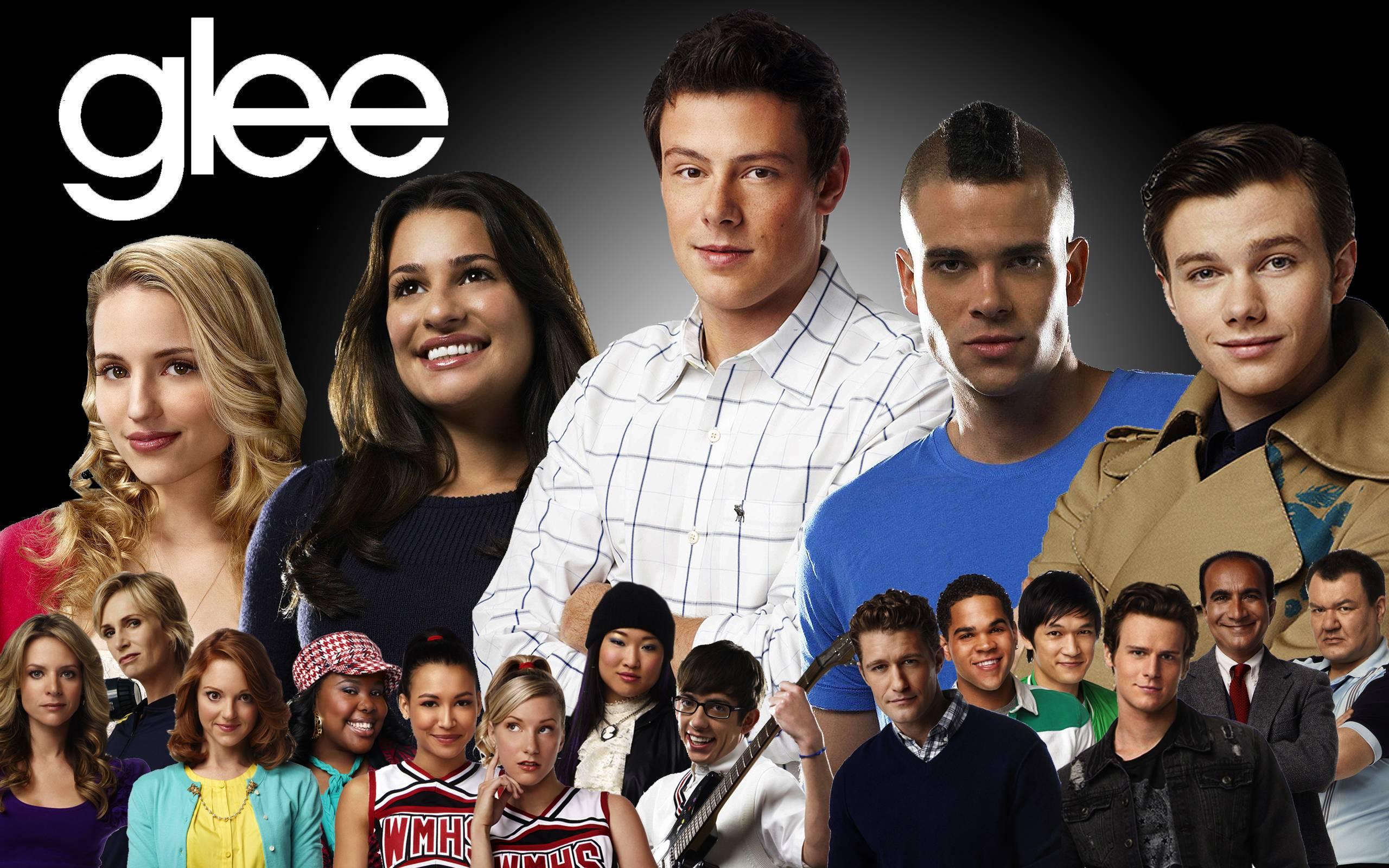 Glee Desktop Wallpapers 2560x1600