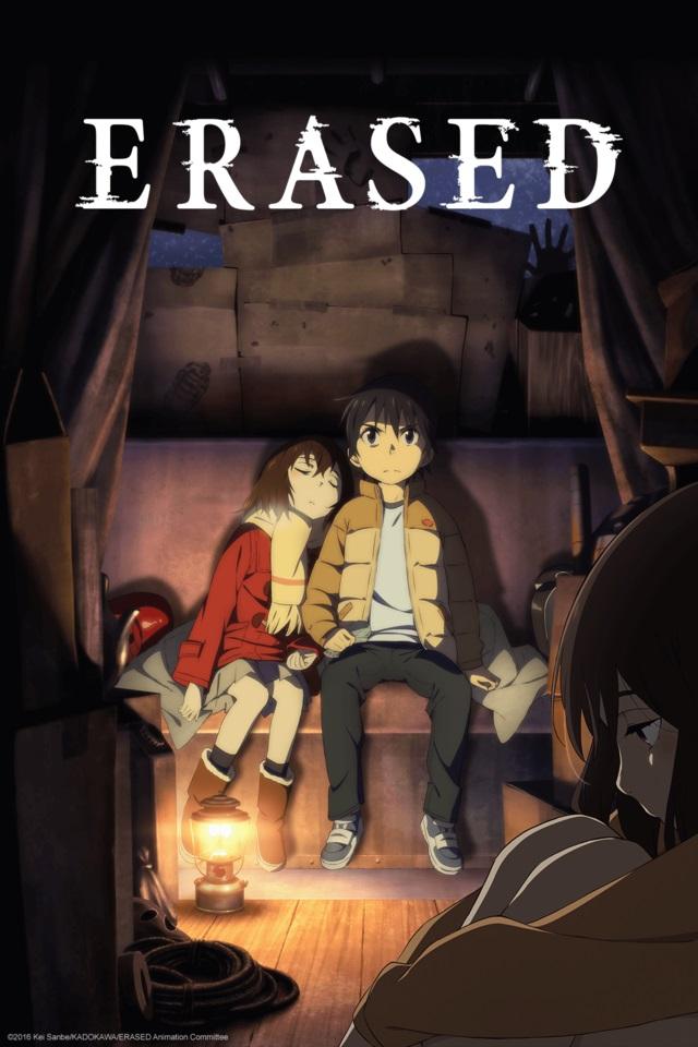 Erased Anime Wallpaper - WallpaperSafari