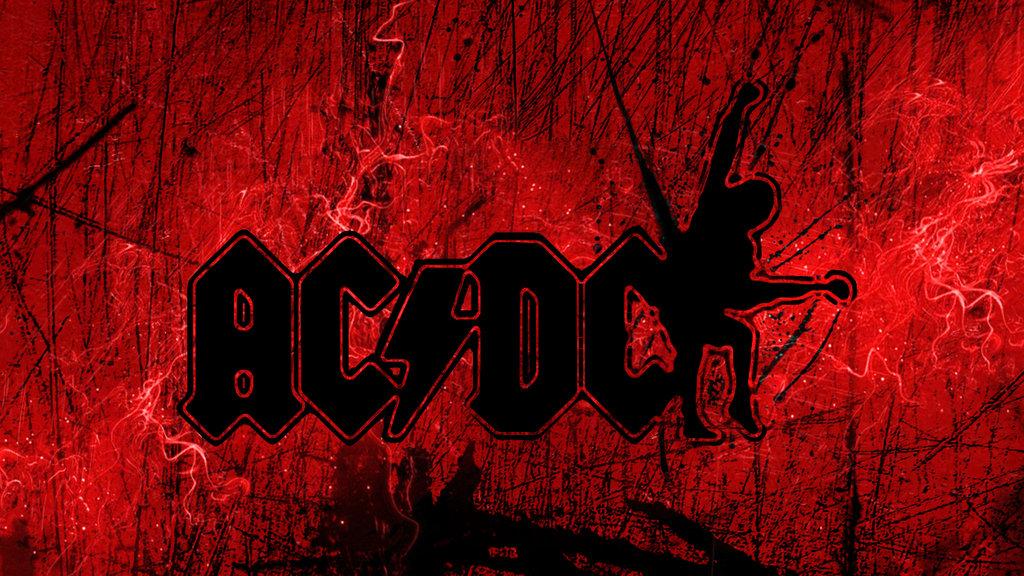 ac dc Logo Wallpaper Wallpaper ac dc by 1024x576