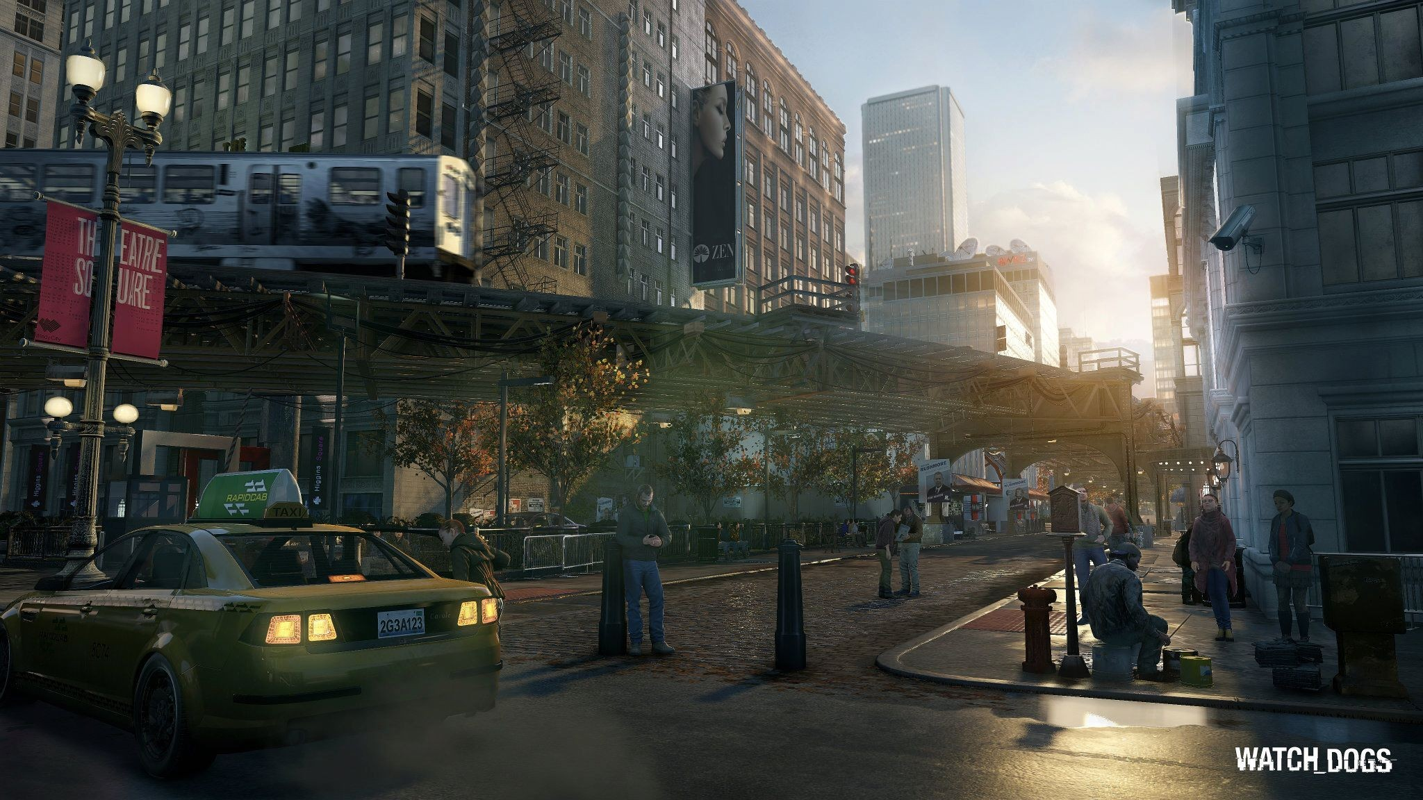 Free Download Fonds Dcran Watch Dogs Tous Les Wallpapers