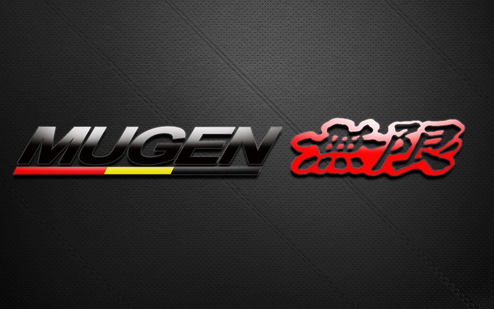 Mugen logo wallpaper honda by traz0x 1680x1050